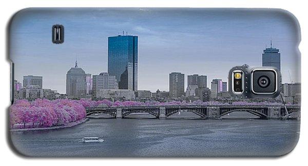 Infrared Boston Galaxy S5 Case