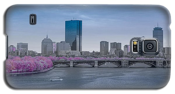 Infrared Boston Galaxy S5 Case