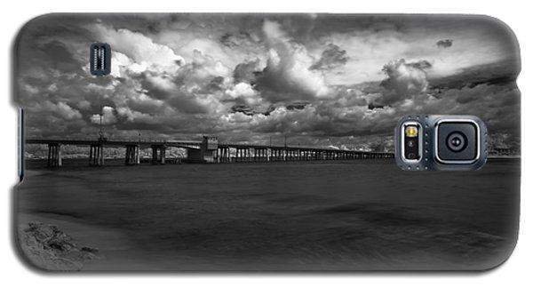 Infrared Longboat Pass Bridge Galaxy S5 Case
