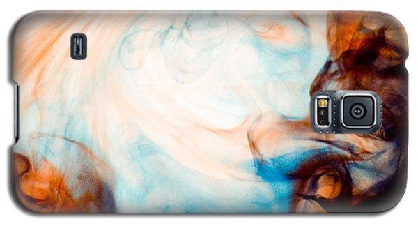 Ink Swirls 001 Galaxy S5 Case