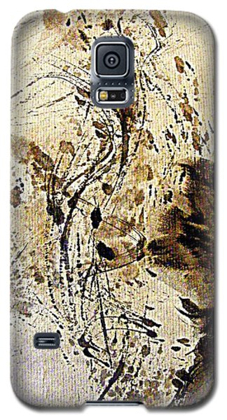 Ink Takes A Dance Galaxy S5 Case