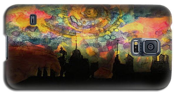 Inky Inky Night II Galaxy S5 Case