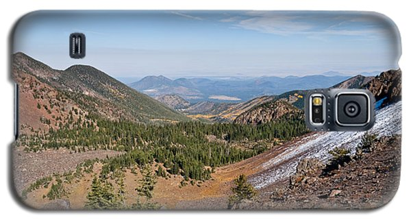 Galaxy S5 Case featuring the photograph Inner Basin From Humphreys Saddle by Jeff Goulden