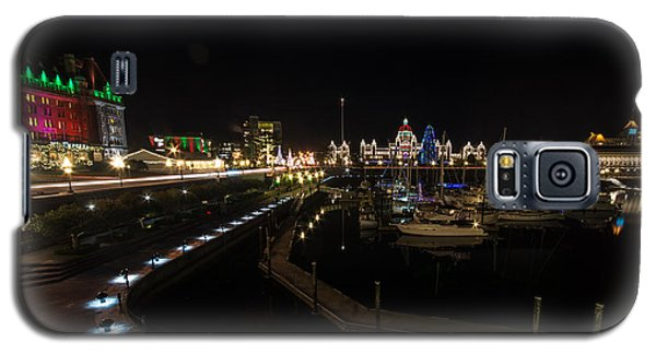 Inner Harbour Of Victoria Bc Galaxy S5 Case