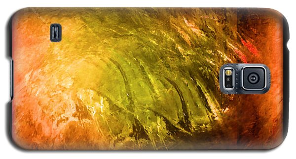 Insanity Galaxy S5 Case by John Krakora