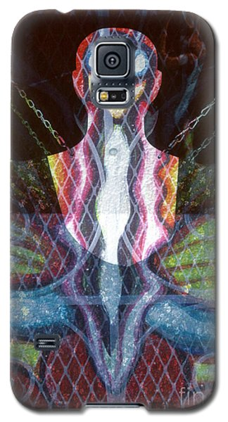 insect woman surrealism - Queen Bee Galaxy S5 Case