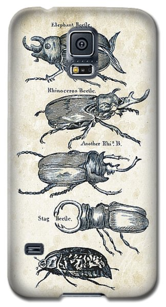 Insects - 1792 - 01 Galaxy S5 Case by Aged Pixel