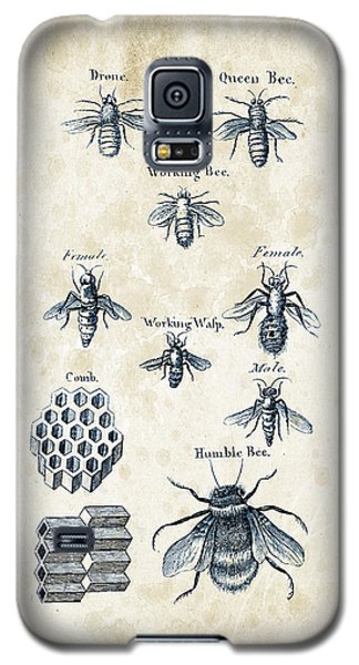 Insects - 1792 - 14 Galaxy S5 Case