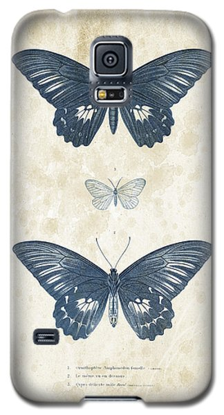 Insects - 1832 - 01 Galaxy S5 Case by Aged Pixel