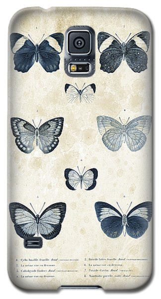 Insects - 1832 - 02 Galaxy S5 Case by Aged Pixel