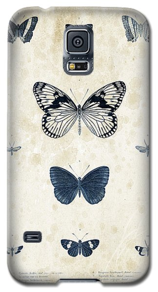 Insects - 1832 - 03 Galaxy S5 Case by Aged Pixel