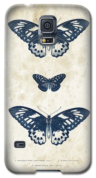 Insects - 1832 - 04 Galaxy S5 Case by Aged Pixel