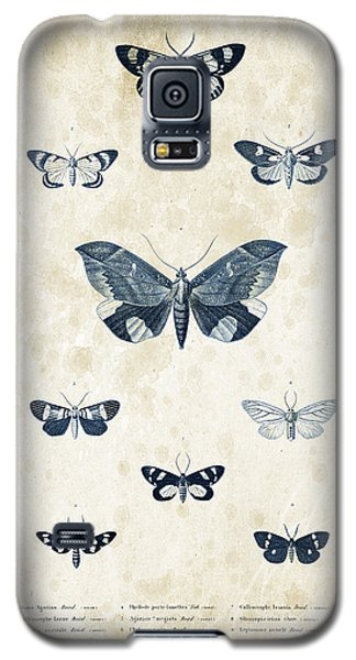 Insects - 1832 - 05 Galaxy S5 Case by Aged Pixel