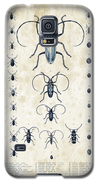 Insects - 1832 - 08 Galaxy S5 Case by Aged Pixel
