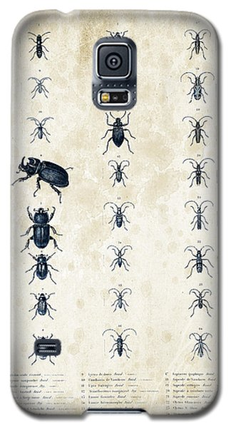 Insects - 1832 - 09 Galaxy S5 Case by Aged Pixel