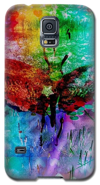 Insects And Incense Galaxy S5 Case