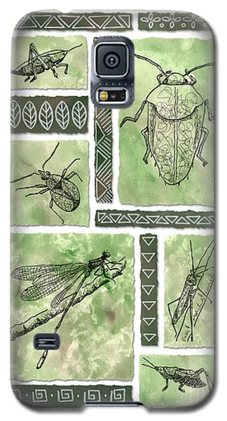 Insects Of Hawaii I Galaxy S5 Case