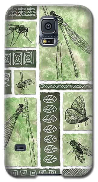 Insects Of Hawaii II Galaxy S5 Case