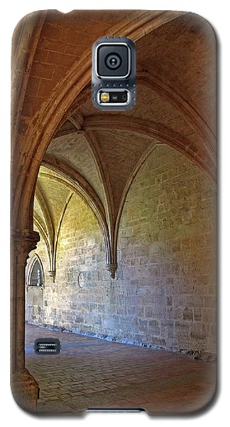 Inside A Monastery Dordogne France  Galaxy S5 Case