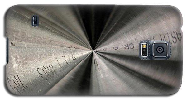 Inside A Steel Pipe Galaxy S5 Case