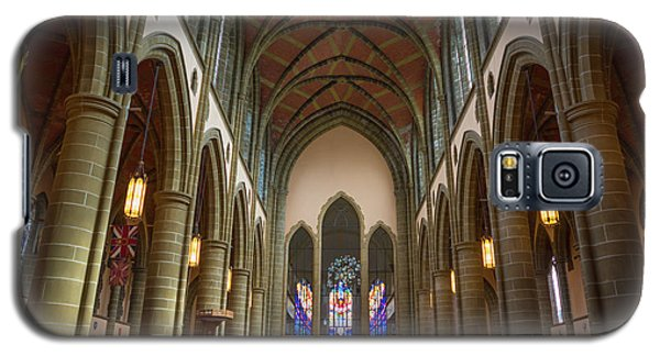 Inside Christchurch Cathedral Galaxy S5 Case