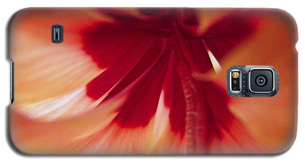 Inside Hibiscus Galaxy S5 Case
