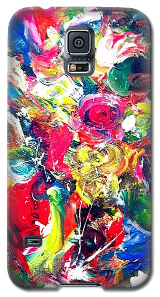 Inside My Mind 3 Galaxy S5 Case