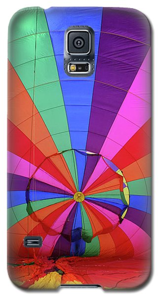 Galaxy S5 Case featuring the photograph Inside Out by Marie Leslie