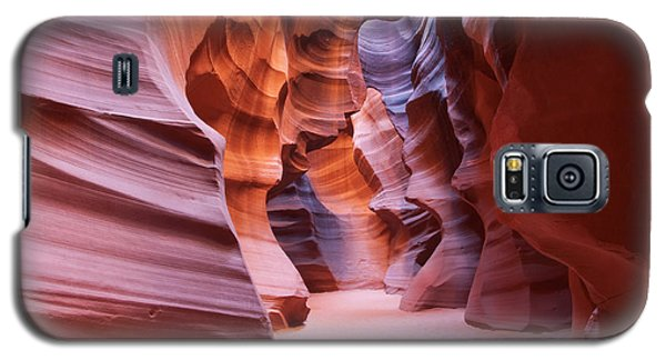 Galaxy S5 Case featuring the photograph Inside The Canyon by Bob and Nancy Kendrick