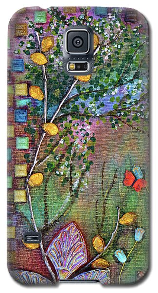 Inside The Garden Wall Galaxy S5 Case by Donna Blackhall