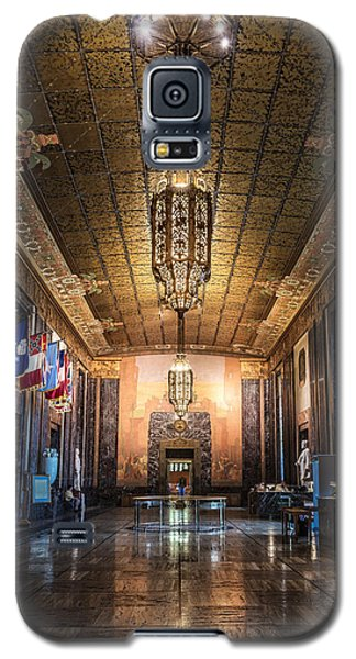 Inside The Louisiana State Capitol Galaxy S5 Case