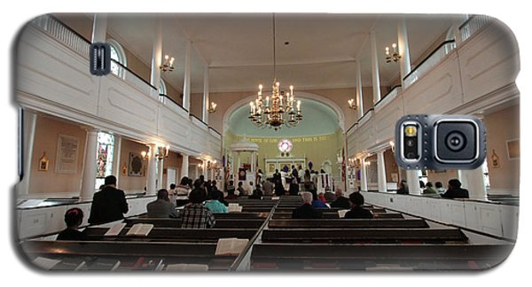 Inside The St. Georges Episcopal Anglican Church Galaxy S5 Case