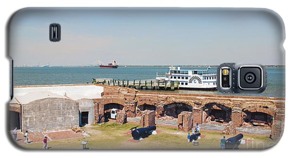 Inside View Of Fort Sumter Galaxy S5 Case