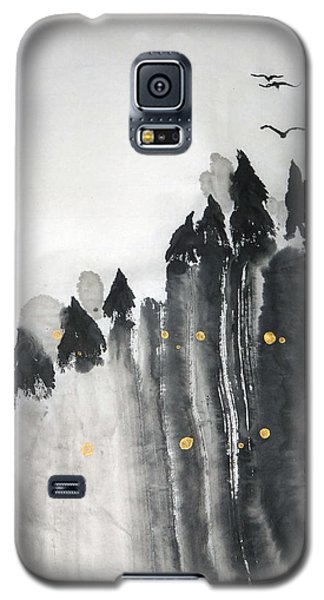 Inspiration Cliffs Galaxy S5 Case