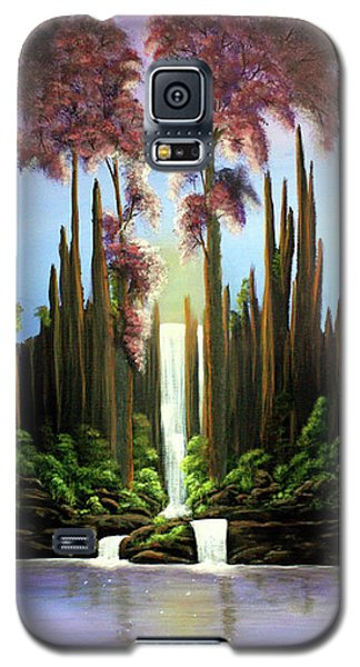 Inspireation Falls Galaxy S5 Case