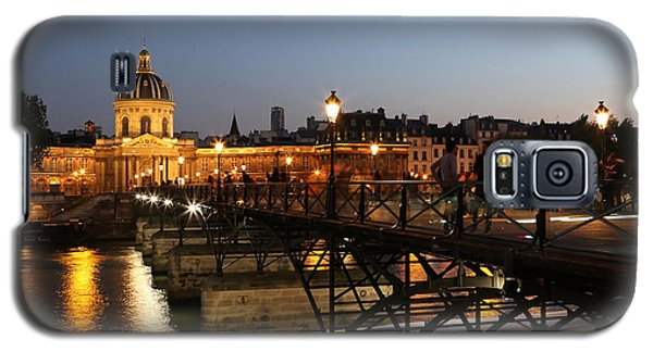Galaxy S5 Case featuring the photograph Institute Of France by Andrew Fare
