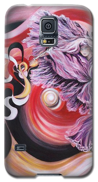 Gentle Spirit  Integrated Force Galaxy S5 Case