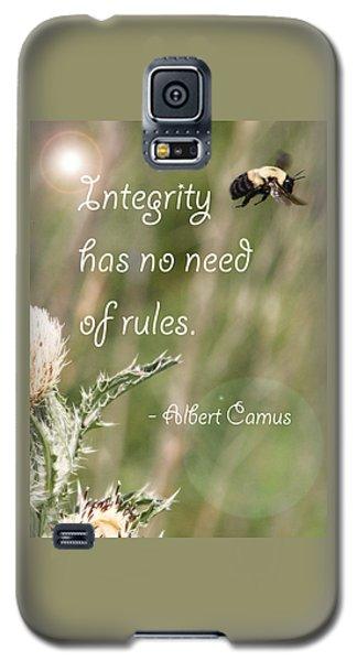 Integrity Galaxy S5 Case