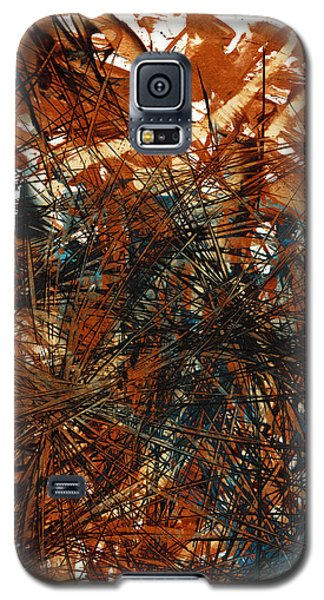 Intensive Abstract Expressionism Series 46.0710 Galaxy S5 Case