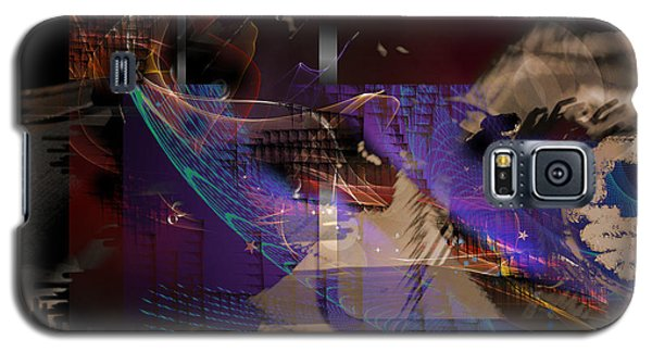 Intensive Variable Galaxy S5 Case