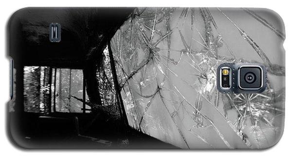 Interior In Gray Galaxy S5 Case