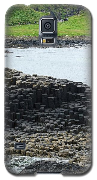 Interlocking Basalt Columns Galaxy S5 Case