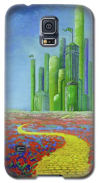 Interlude On The Journey Home Galaxy S5 Case