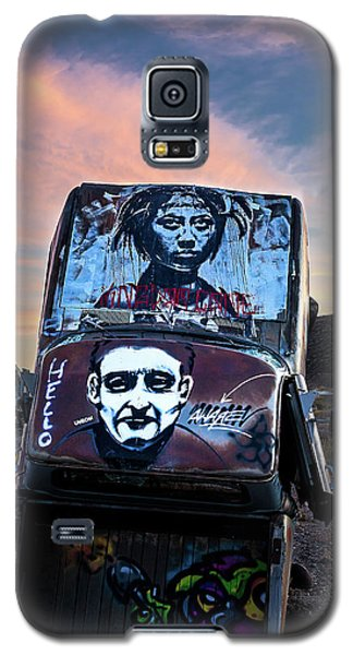 International Car Forest Of The Last Church 1 Galaxy S5 Case