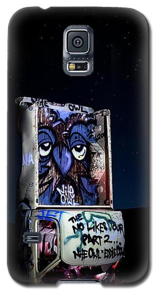 International Car Forest Of The Last Church 3 Galaxy S5 Case