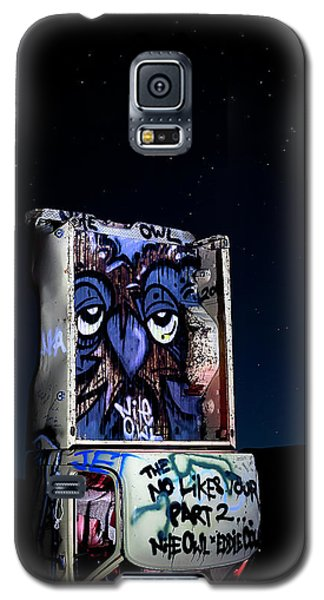 International Car Forest Of The Last Church 3 Galaxy S5 Case
