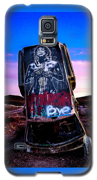 International Car Forest Of The Last Church 4 Galaxy S5 Case
