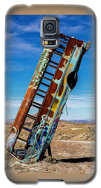 International Car Forest Of The Last Church Galaxy S5 Case