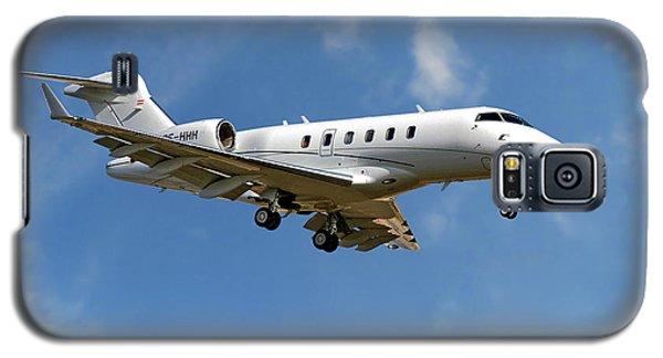 Jet Galaxy S5 Case - International Jet Management by Smart Aviation
