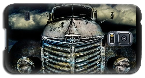 International Truck 7 Galaxy S5 Case